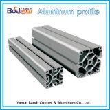 6000 Profielen van de Buis van het Aluminium van de Uitdrijving van het Aluminium van de Vervaardiging van de Legering van het Aluminium van de reeks de Vierkante Industriële