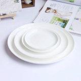 Jeu de plaque/dîner de porcelaine de porcelaine d'hôtel