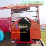 3 Wellen 50 Tonnen-Seiten-Kipper-Schlussteil mit Hydrozylinder