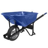 Alça Quadrada de Serviço Pesado Austrália Wheelbarrow