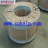 Bobina de fenda galvanizada de alta qualidade
