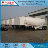 3 het BulkCement van de as/de Semi Aanhangwagen van het Poeder met Motor Commins/Weichai