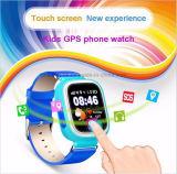 Het draagbare Sos GPS van de Knoop Horloge van de Drijver voor de Veiligheid van Jonge geitjes/van het Kind D15