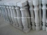 Asta della ringhiera, colonna e balaustra del granito di alta qualità