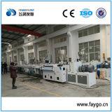tubería de PVC haciendo de la máquina de extrusión planta