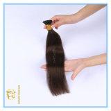 Qualität passte farbiges Doppeltes an, gezeichnet, das ich Extensions-Haar mit vollständigem Verkaufspreis Ex-009 spitze