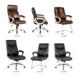 Chaise de bureau exécutif avec les bras de l'effet de chêne