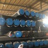 20# barato de materiais de construção do tubo redondo preto ASTM A53 gr. Tubo de Aço Sem Costura B