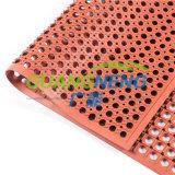 Stuoie di gomma dell'hotel antiscorrimento/stuoie di gomma per la cucina/pavimentazione di drenaggio/la stuoia di gomma Anti-Fatigue della gomma resistenza di olio