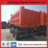 15cbm 30 톤 Sinotruk 팁 주는 사람 트럭 12.00r20 광선 타이어