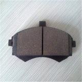 Автоматическая пусковая площадка тормоза запасных частей D1567 Semi-Metallic керамическая для Тойота 04465-0K260