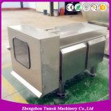 De brede Gebruik Bevroren Scherpe Machine van het Rundvlees van Dicer van de Kubus van het Vlees