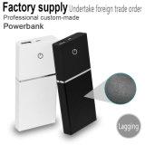 새로운 Design Power 은행 6000mAh Mobile Power 은행 Large Capacity
