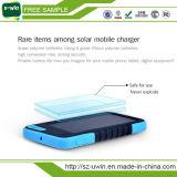 Batería móvil solar de encargo de la potencia de la nueva llegada 2017