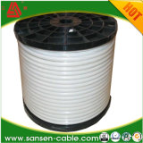 Cable coaxial RG59, CCS/BC/Tc Material para CCTV&CATV RG59 Cable Coaxial combinado