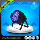 precio de fábrica 54 X3W de luz PAR
