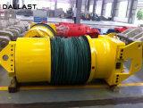 Cilindro personalizado do petróleo hidráulico de Rod para a maquinaria da metalurgia