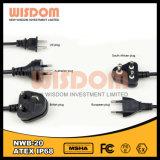 Cargador innovador y eficaz de la lámpara de casquillo