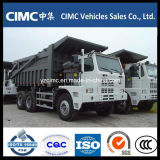 Sinotruk HOWO 6X4 420HP 70t 광업 덤프 트럭