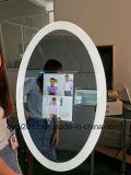 """23.6 """" LCD van de Spiegel van de Aanraking de Draagbare Magische Vertoning van de Reclame"""