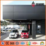 Ideabond 1220 * Panneau composite en aluminium PVDF de 2440 mm pour usage extérieur (AF-403)