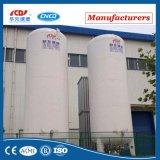 Baixo/tanque de armazenamento criogênico de alta pressão industrial do argônio do nitrogênio do oxigênio líquido