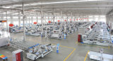 Ventana de aluminio Puerta principal doble CNC de 3 ejes cualquier máquina ángulo de corte