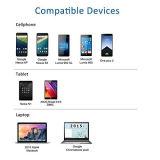USB는 C에서 USB를 2.0 데이터 Sync 타자를 치고 Samsung 은하 S8 S8+Nintendo 스위치와 다른 USB-C 장치 전부를 위한 22AWG 코드 케이블을 더 많은 것 비용을 부과한다