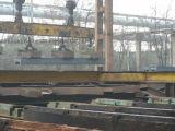 Tirante magnético para o aço perfilado