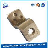 Découpe laser personnalisée de l'usinage de pièces de fabrication de pièces d'estampage de flexion structurelle