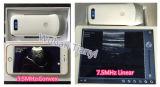 per clinico Emergency,  Esterno controllare lo scanner senza fili di ultrasuono per iPad, il iPhone, telefono Android