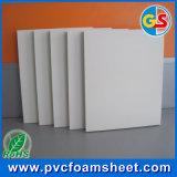 순수한 백색 PVC 거품 장