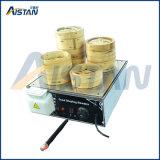 [500د-4] مصغّرة كهربائيّة [شنس] كعكة باخرة طعام باخرة مع 4 بخار مأخذ