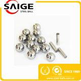 Boule de l'acier inoxydable Ss304 de G100 6mm pour les roulements (GV approuvé)