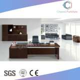 Luxury Furniture 2.0m Office Desk with Side Counts (CAS-MD18A01)