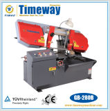 Máquina de serra de fita de metal horizontal de pivô (GB-280A / B)