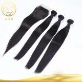 Aaaaaaaa bestes verkaufendes gerades chinesisches Non-Remy Haar