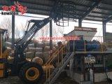 Grande Shredder empacotado 1m da palha do arroz da capacidade