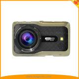 câmera DVR do traço do carro de 3.0inch FHD 1080P Novatek96650