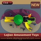 Haltbares buntes im Freienkind-Spielplatz-Plättchen (X1506-10)