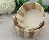 Древесина сосенки Washbowl природы для Hotal