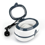 pulitore ultrasonico 600ml per la strumentazione di bellezza del salone della vigilanza dello strumento del metallo