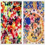 Ткань печати 100% Nylon или 100%Polyester Canxing для платья, тканей в делать ткани