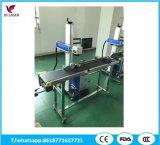 Alluminio di /Iron/ dell'acciaio inossidabile di vendita calda/acciaio al carbonio/macchina d'ottone di rame della marcatura del laser della fibra