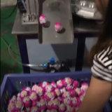 máquina de soldadura plástica ultra-sônica da Girar-Placa 15kHz automática para ovos felizes