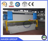 WC67Y-100/4000 Chapa de Aço máquina de dobragem hidráulica CNC com certificado SGS