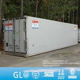 Tout nouveau CCS certifié GL BV 40FT haute Thermo King Cube Prix conteneur frigorifique