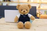 De Teddybeer van de Douane van de manier met het Gevulde Speelgoed van Kleren Pluche