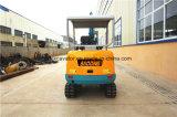 Wanne der China-Minigleisketten-Exkavator-2.3t/0.1m3 für Verkauf