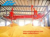 Cemento de la arena del carbón del grano de la máquina del tránsito del material a granel que aspira la máquina